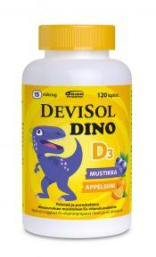 Devisol Dino 15 mikrog 120 tabl.