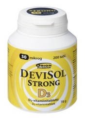 DeviSol Strong 50 µg 100tabl.
