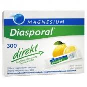 Magnesium Diasporal Direct annosrakeet 300 mg 20 kpl