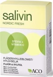Salivin Nordic Fresh Imeskelytabletti 50 g