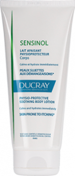 Ducray Sensinol Physio-protective soothing lotion 200 ml