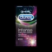 Durex Intense Stimuloivat Kondomit 6 kpl