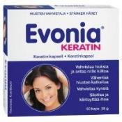 Evonia Keratin 60 kaps.