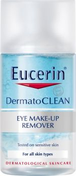 Eucerin DermatoClean Eye Make-Up Remover 125 ml
