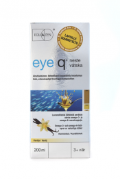 Eye Q Omega-3 öljy 200 ml