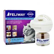 Feliway haihdutin ja liuos kissalle 48 ml