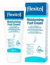Flexitol Moisturising Foot Cream kosteuttava jalkavoide 85 g
