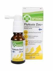 Apteekki FluAcute Zinc+ Anis 20 ml