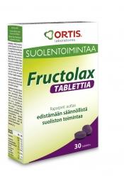 Fructolax Helpotus 30 tabl.