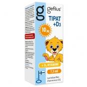 LÖYTÖ! Gefilus Tipat + D3 7,5 ml (parasta ennen 19.6.2019)