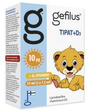 Gefilus Tipat + D3 2 x 7,5ml