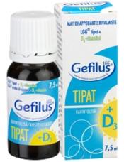 Gefilus Tipat + D3 7,5 ml