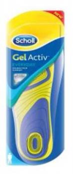Scholl Gel Activ Everyday geelipohjallinen 2 kpl