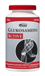 Glukosamiini Active 120 tabl.