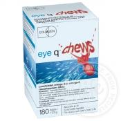 Eye Q Omega-3 Chews mansikanmakuinen