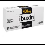 Ibuxin 400 mg tabletti, kalvopäällysteinen 30 läpipainopakkaus