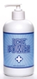 Ice Power kylmägeeli 400 ml pumppupullo