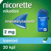 Nicorette Icemint 2 mg 20 kpl