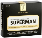 Tri Tolosen Superman 60 tabl.