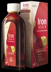 Hübner Iron Vital F 500 ml