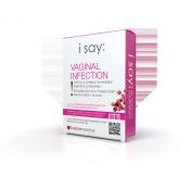 i say: vaginal infection 14 emätintablettia