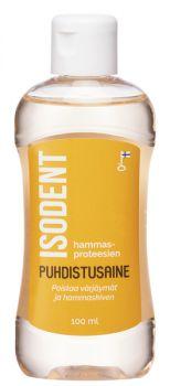 Isodent Hammasproteesien puhdistusaine 100 ml