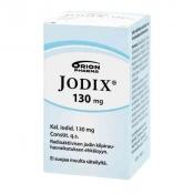 Jodix 130 mg tabletti 10