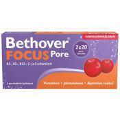 Bethover Focus karpalo 40 poretablettia