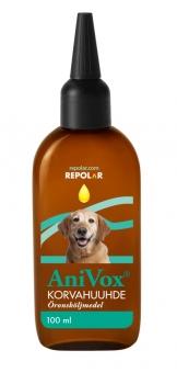 AniVox korvahuuhde koirille 100ml