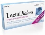Lactal Balans emätinpuikot 7 kpl