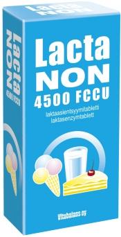 Lactanon 4500 FCCU 30 tabl