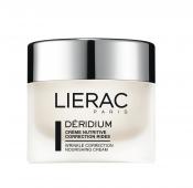 LIERAC Deridium Nourishing Cream kuivalle / erittäin kuivalle iholle 50 ml