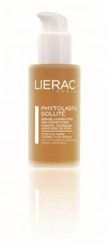 LIERAC Phytolastil Soluté - Seerumi arpijuovien (raskaus- ja venymäarvet) hoitoon 75 ml