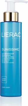 Lierac SUNISSIME SOS - repairing milk - After Sun Vartalolle 150 ML