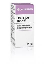 Liquifilm Tears Silmän kostutusliuos 10ml