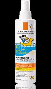 La Roche-Posay Anthelios Dermo-Kids SPF 50+ Suihke lapsille 200ml