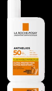 La-Roche-Posay Anthelios Invisible Fluid Spf 50+ 50ml