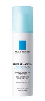 La Roche-Posay Hydraphase UV Intense Rich Kasvovoide 50 ml