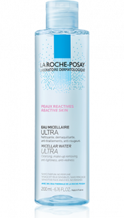 La Roche-Posay Micellar puhdistusneste 200 ml