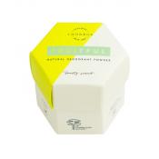 Luonkos FRUITFUL jauhedeodorantti 50 g tuoksulla