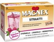 Magnex SITRAATTI juomajauhe, 20 annospussia