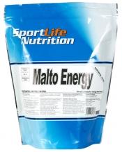 SportLife Nutrition Malto Energy 1000 g Maustamaton