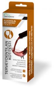 MEDIGOO Alkoholin Sietokyky DNA testi 1 kpl
