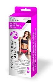 MEDIGOO Sport ja Fitness DNA testi 1 kpl