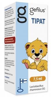 Gefilus Tipat 7,5 ml