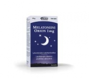 Melatoniini Orion 1 mg suussa hajoava