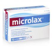 Microlax peräruiskeliuos 12x5ml