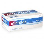 Microlax peräruiskeliuos 50x5ml