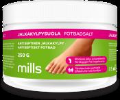 Mills Jalkakylpysuola, antiseptine 250 g