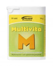 Multivita 30 tabl.